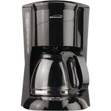 12-Cup Coffee Maker (Black; Digital)