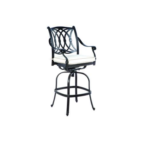 Rimini Bar Swivel Arm Chair