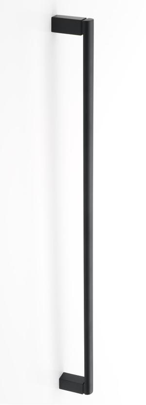 Vogue Appliance Pull D430-18 - Matte Black Product Image