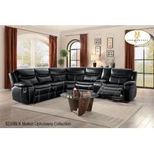 Left Side Motion Loveseat