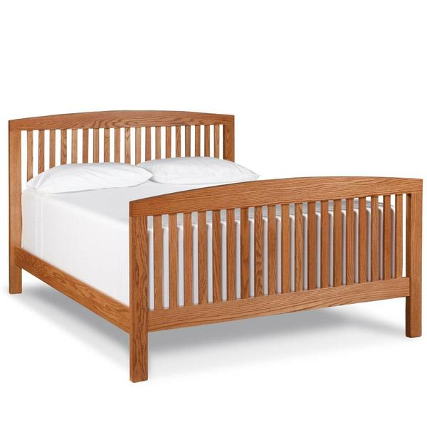See Details - Colorado Mission Bed, Queen