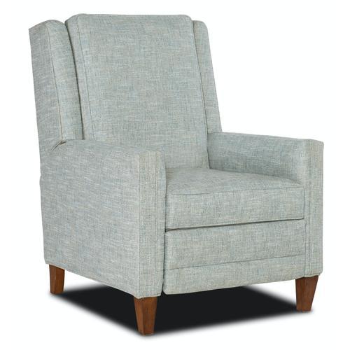 Sam Moore Furniture - Living Room Dekker Recliner Solid Back - Pwr with Art Headrest