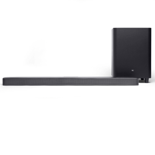 JBL Bar 5.1 Surround 5.1 channel soundbar with MultiBeam Sound Technology