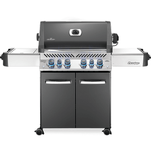 Prestige 500 RSIB with Infrared Side and Rear Burners , Grey , Propane Product Image