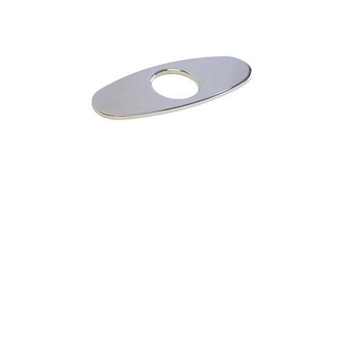 """4"""" cover plate for kitchen faucet"""