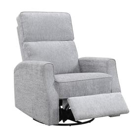 Swivel Gilder Recliner Grey