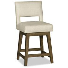 See Details - GIBSON - 1915 CTR SWIVEL (Bar / Counterstools - Dining)