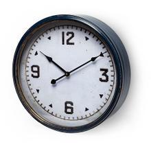 See Details - Hereward 16L x 16H Round Large Modern Wall Clock