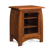 See Details - Aspen Media Storage Cabinet with Inlay