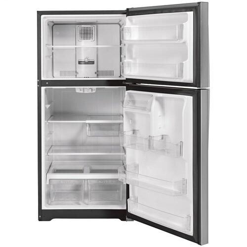 GE® 21.9 Cu. Ft. Top-Freezer Refrigerator