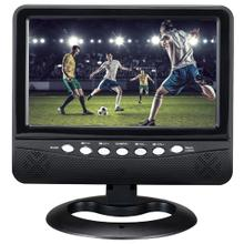 "7"" RECHARGEABLE LCD TV"