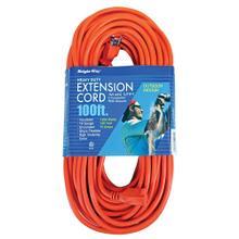 See Details - 14/3 100 ft. Orange Extension Cord