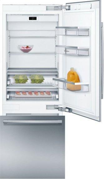 Benchmark™ Built-in Bottom Freezer Refrigerator 30'' B30BB935SS