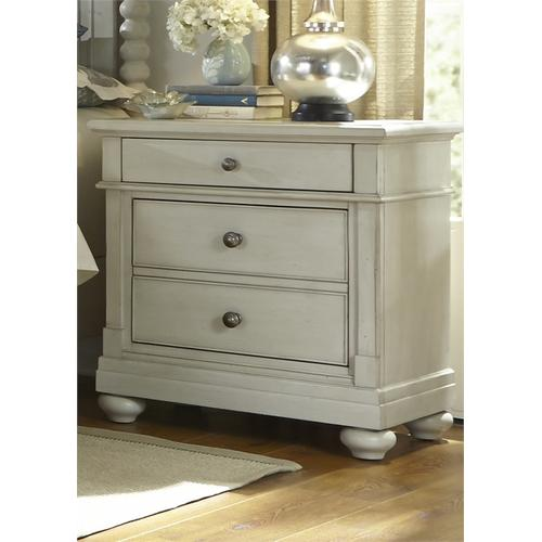 Liberty Furniture Industries - Harbor View III 2-Drawer Night Stand