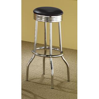 29 Bar Stool Black