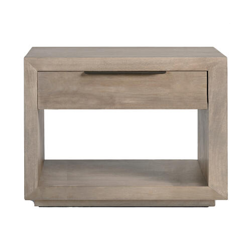 "Holden 36"" One Drawer Nightstand"