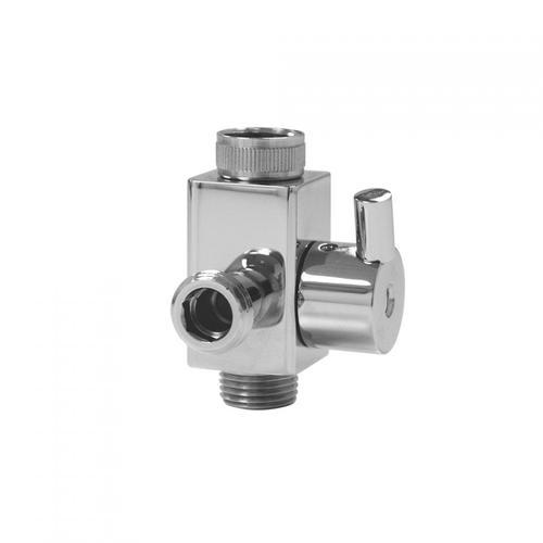 Antique Brass - 2-way Lever Showerarm Showerhead Handshower Diverter- Shared Function