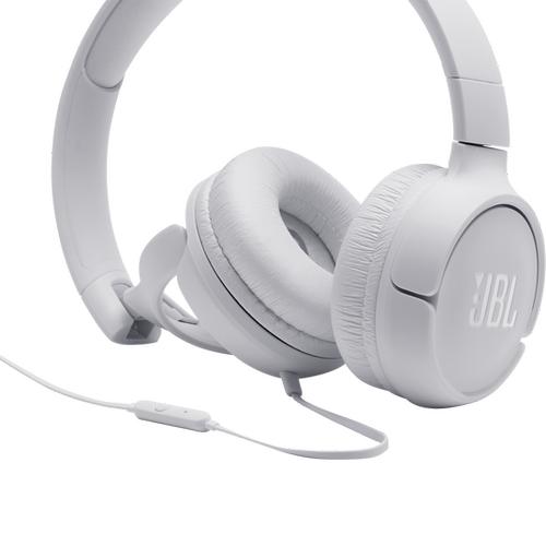 JBL TUNE 500 Wired on-ear headphones