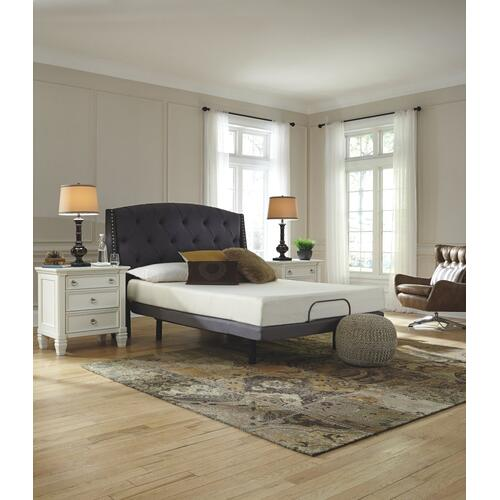 Chime 8 Inch Memory Foam Twin Mattress In A Box
