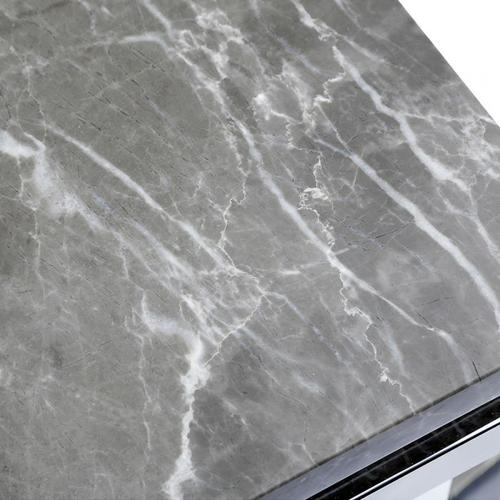 Harper Console - Italian Grey