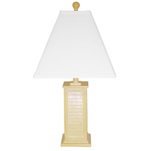 Gallery - PR150-YL Shutter Table Lamp