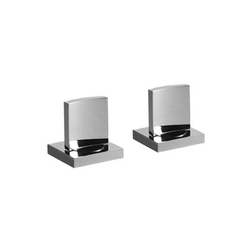 Sade/Targa Lavatory Handle Set - Deck-Mounted