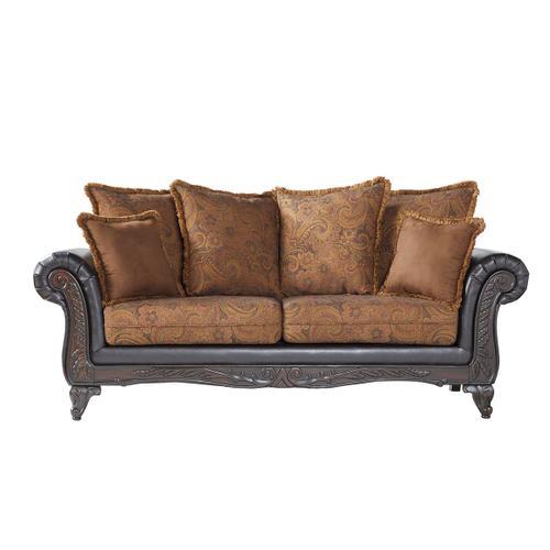 Hughes Furniture - 7685 Sofa