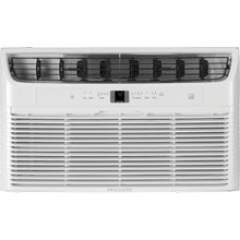 12,000 BTU Built-In Room Air Conditioner with Supplemental Heat- 230V/60Hz