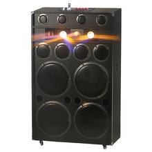 "4 X 12"" Speaker Disco Light With Fog Machine"