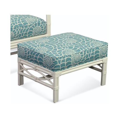 Gallery - Manchester Wicker Chair and Ottoman