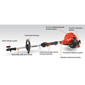 ECHO PAS-225 Pro Attachment Series Powerhead