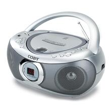 Portable CD Player with AM/FM Stereo Tuner