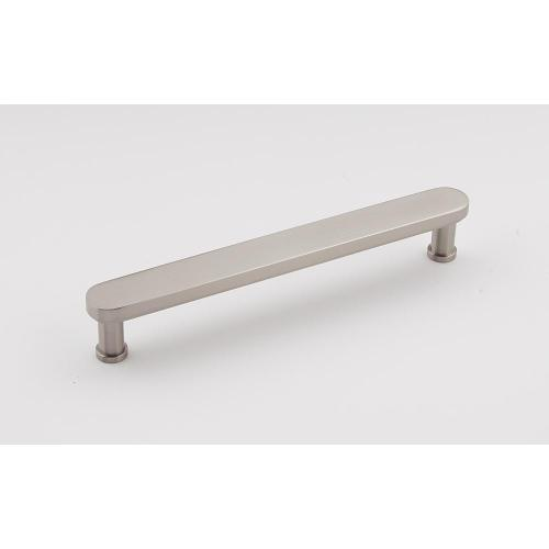 """MODERNE 6"""" PULL A717-6 - Unlacquered Brass"""