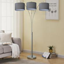 2823 3-Headed Floor Lamp