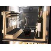 KWT 2612 SF - MasterCool Wine Conditioning Unit For high-end design and technology on a large scale.