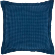"Life Styles Bx056 Navy 1'10"" X 1'10"" Throw Pillow"