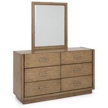 Big Sur Dresser With Mirror