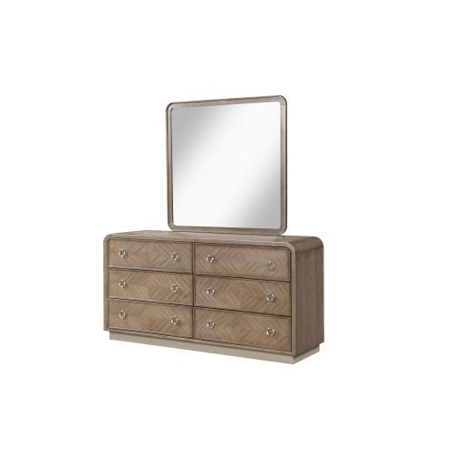 Cascade Dresser & Mirror