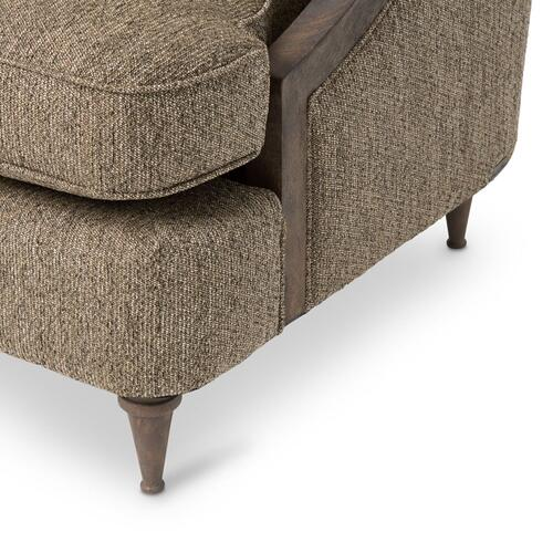 Dallas Wood Trim Chair