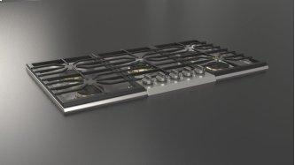 "36"" Pro Gas Cooktop"