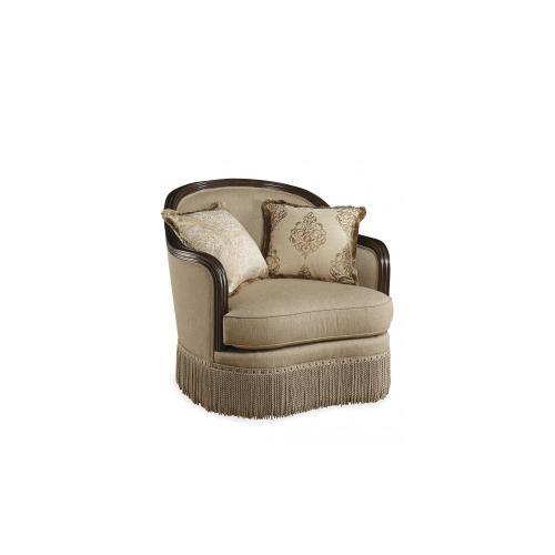 Giovanna Golden Golden Quartz Matching Chair
