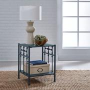 Open Night Stand - Navy Product Image