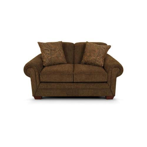 England Furniture - England Monroe Loveseat 1436
