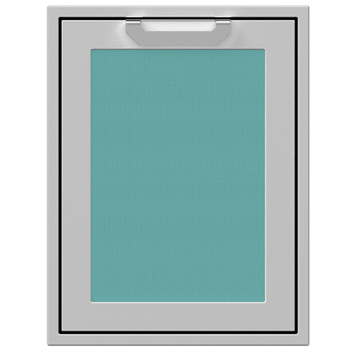 "20"" Hestan Outdoor Trash/Recycle Drawer - AGTRC Series - Bora-bora"