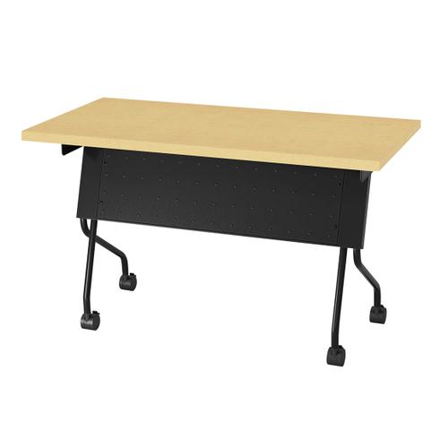 """4"""" Black Frame With Maple Top"""