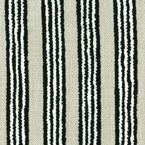 Bailiff Black Fabric
