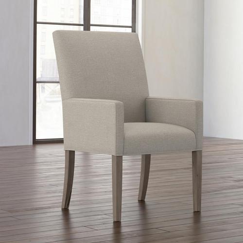 Bassett Furniture - Abbot Maple Track Arm Chair