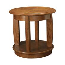 View Product - Round End Table