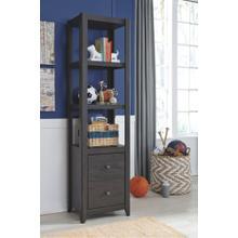 """Javarin 73"""" Bookcase"""