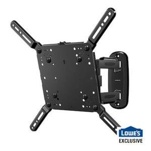 "SanusFits most 32"" - 55"" flat-panel TVs - extends 15"""